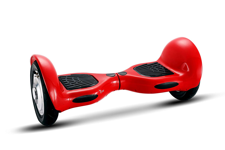 La sélection hoverboards rouges